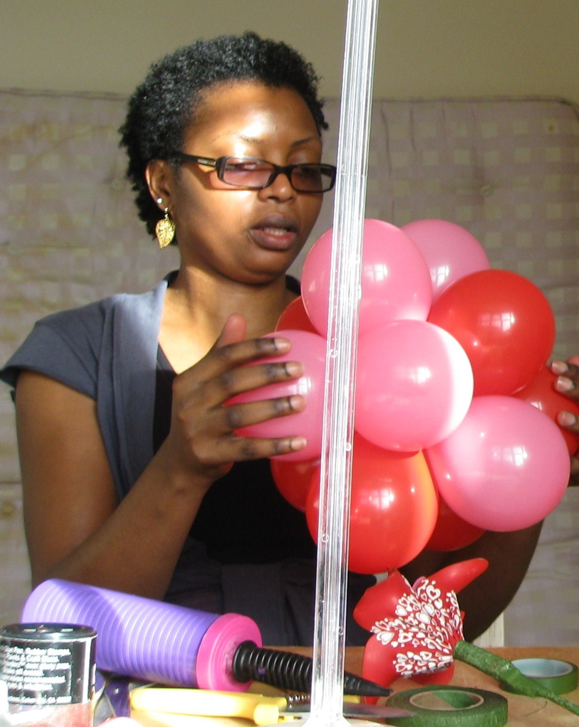 Balloon Decoration Course Fees