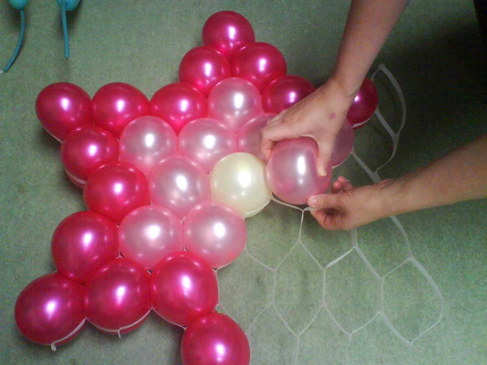 Balloon Decoration Equipment