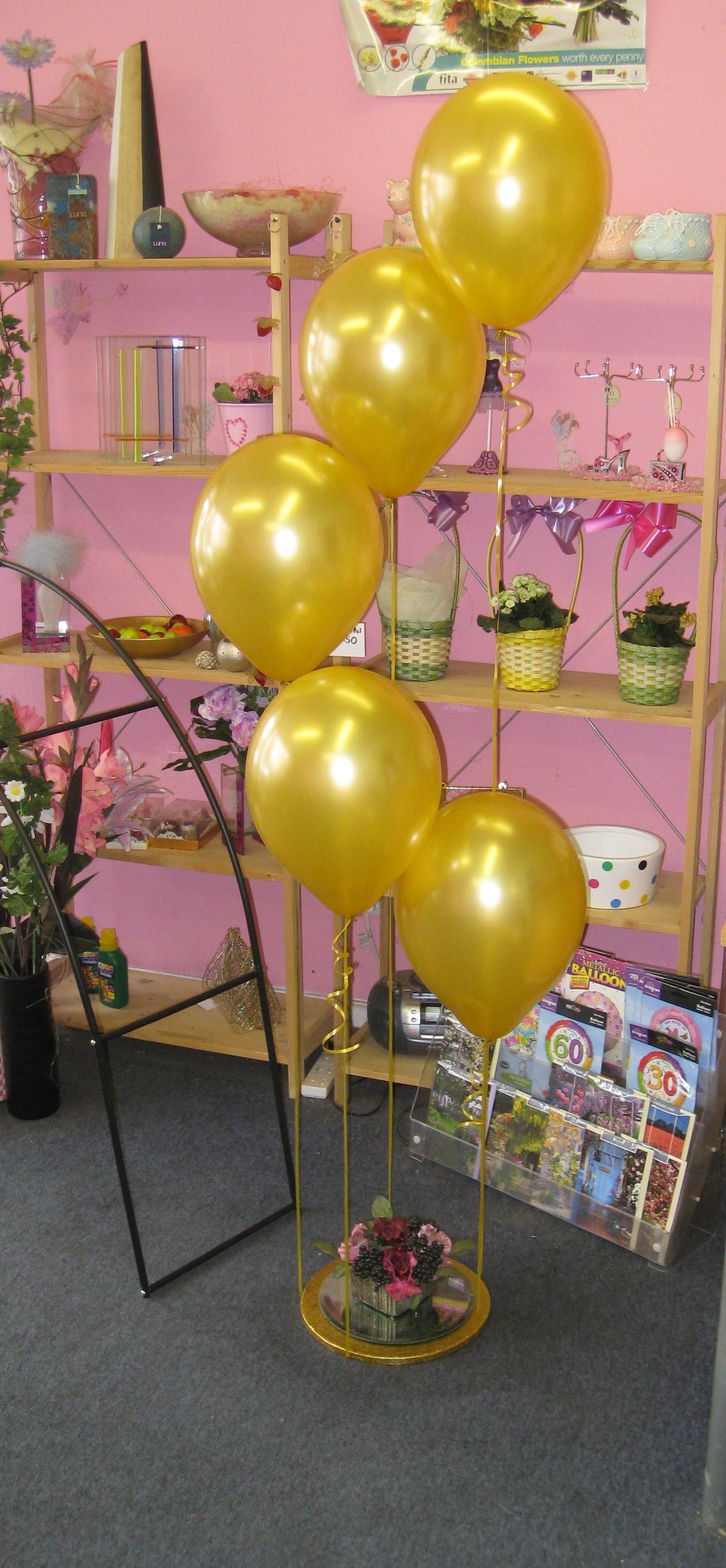 Beginners Balloon Decorating Courses
