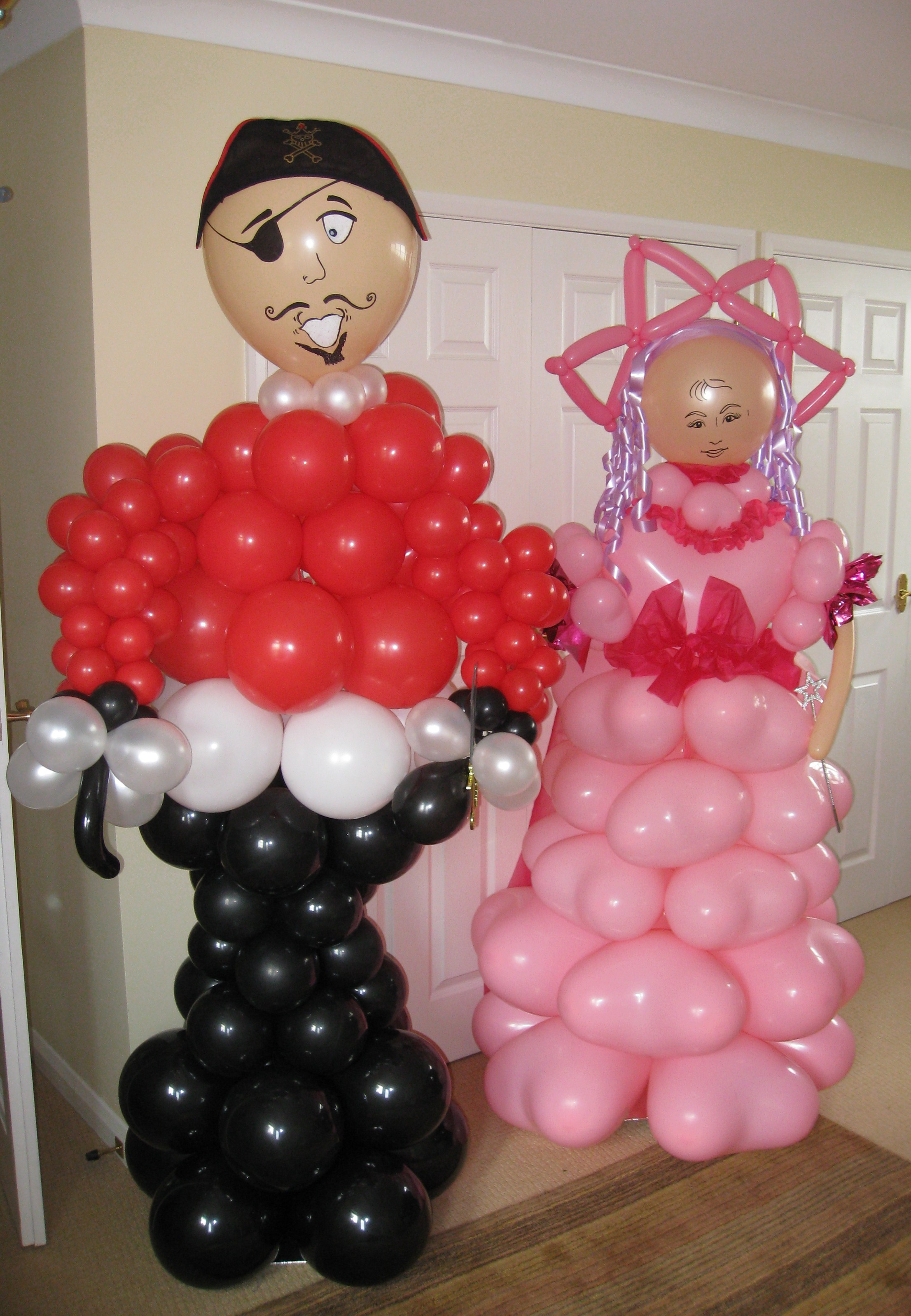 Inflated Ideas offer NABAS approved Balloon Decoration Training